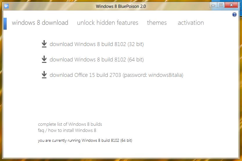 Windows 8 enterprise evaluation product key build 9200 ...