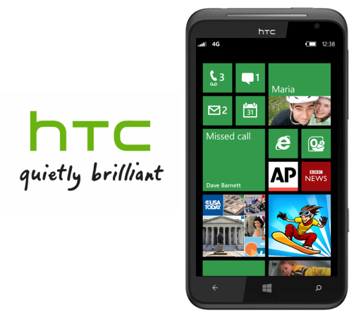 HTC Windows Phone 8 - concept