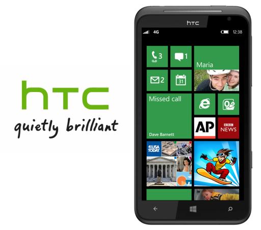 HTC Windows Phone 8 - concept