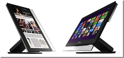 all-in-one acer windows8