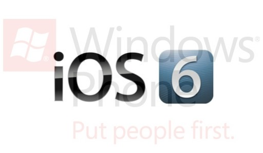 ios6 - windows phone