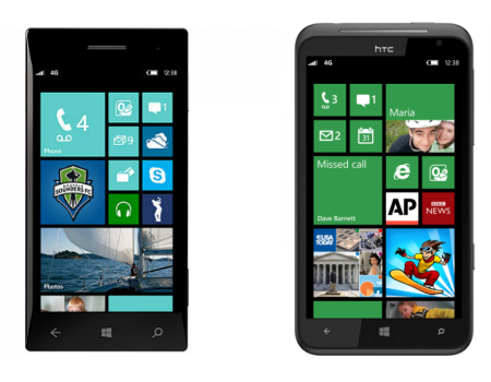 HTC Nokia Windows Phone 8 - concept