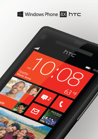 HTC 8X (Accord)