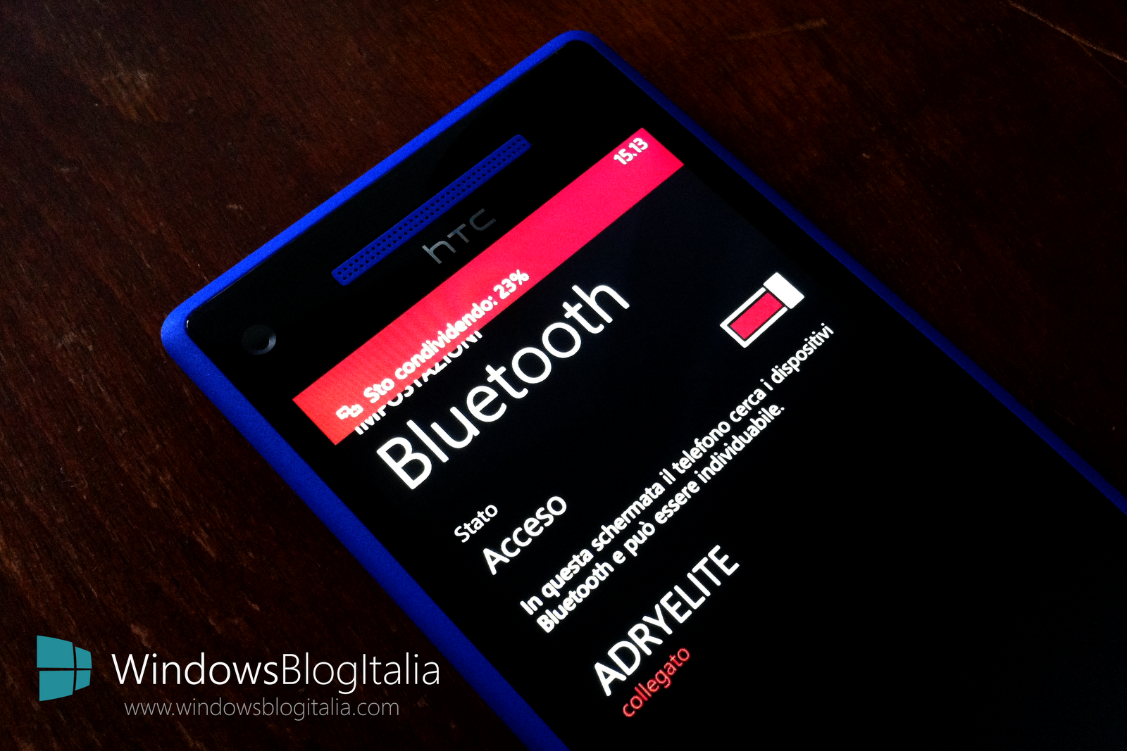 how to receive bluetooth files on windows 8