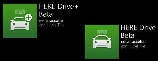 Nokia Here Drive e Drive