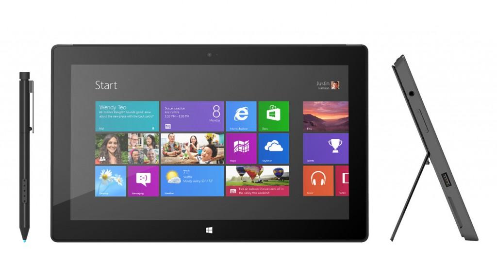 Il Surface Pro di Microsoft