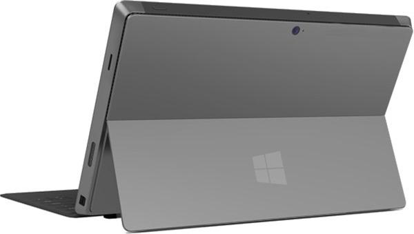 Il Surface Pro, con scocca in lega di magnesio e supporto integrato