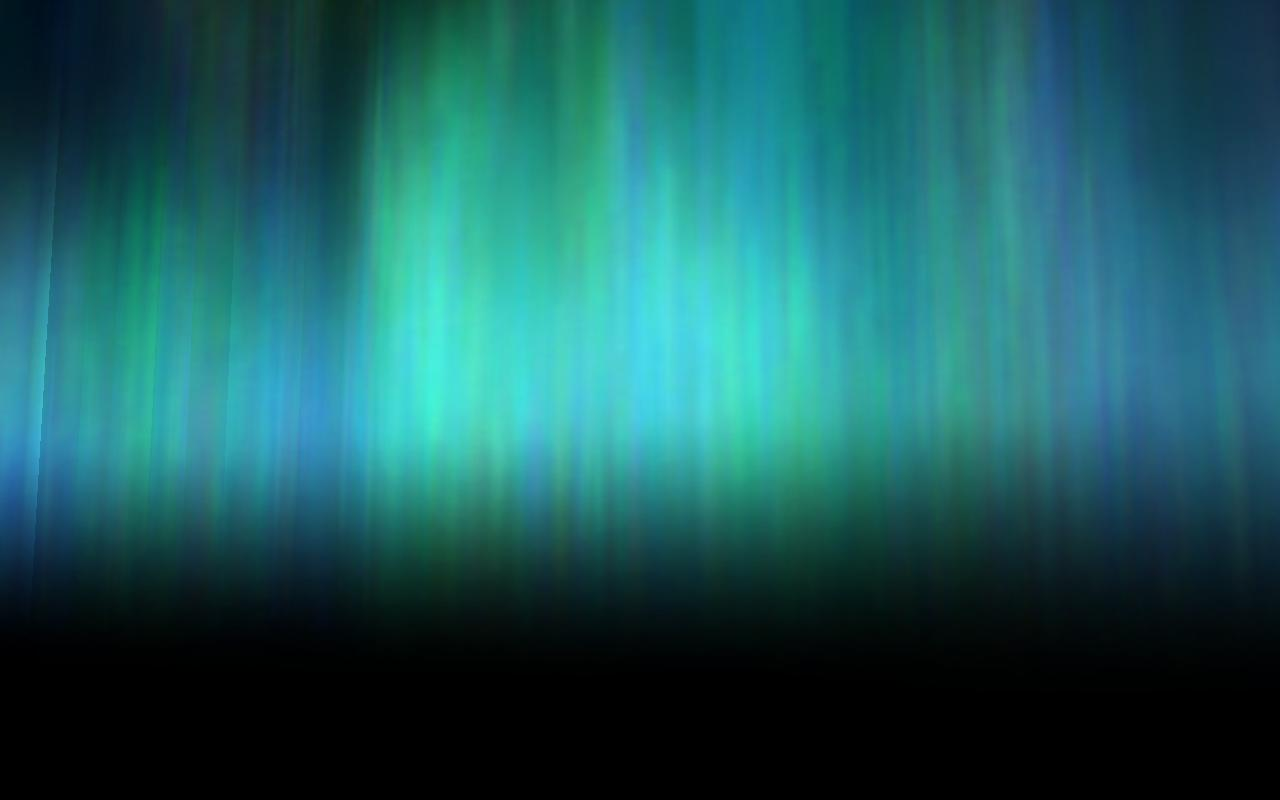 Screen saver Aurora