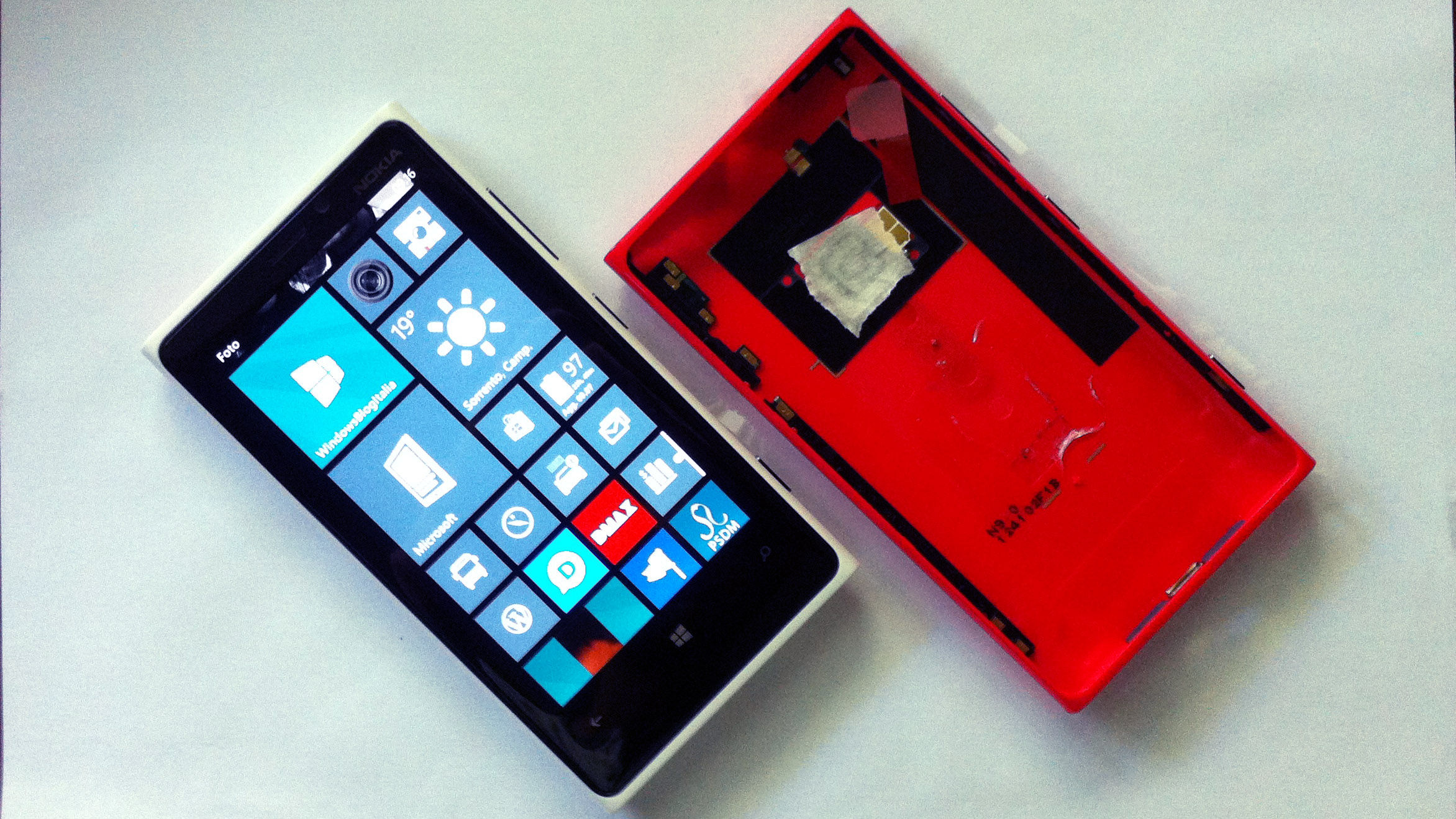 Nokia Lumia 920 Case Replace
