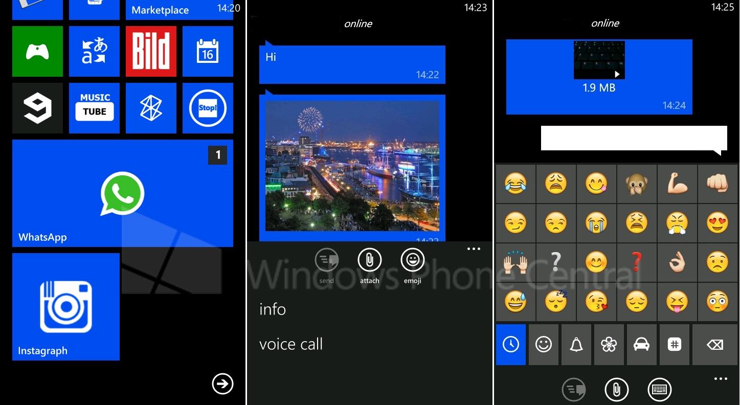 nuova versione di whatsapp in arrivo anche per windows