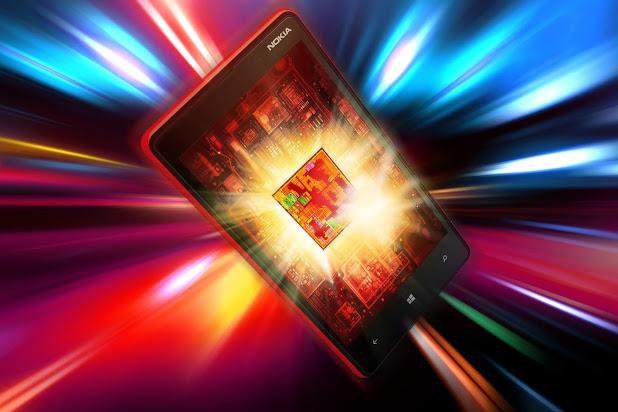 Nokia Lumia 820 Snapdragon processor