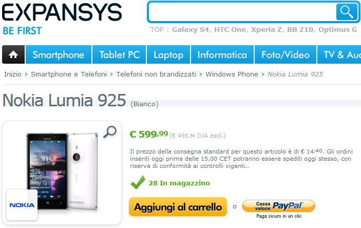 expansys925