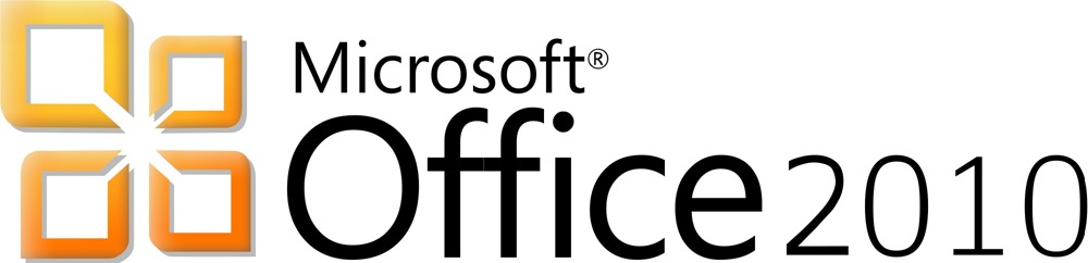 Microsoft Office 2010 Logo HD