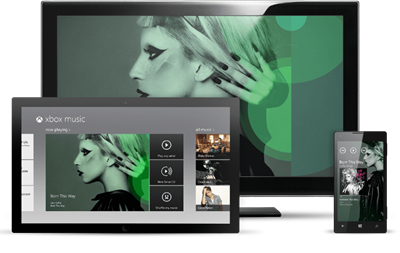 Xbox-Music-Windows