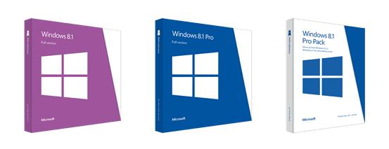 confezioni windows 8.1
