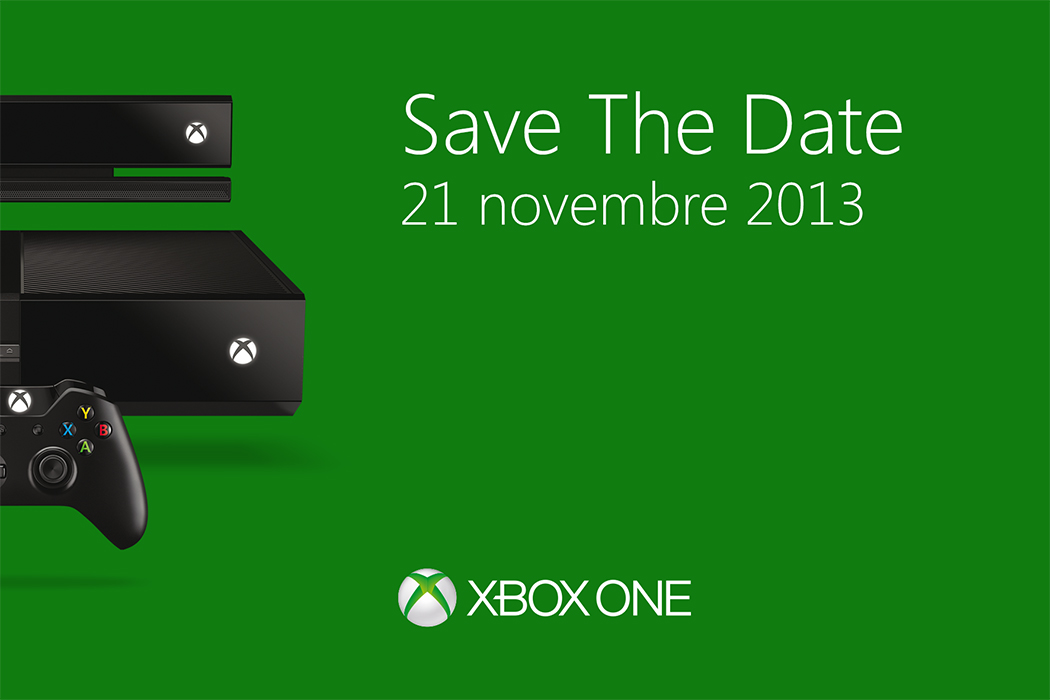 SAVE THE DATE - Microsoft - 21.11.13