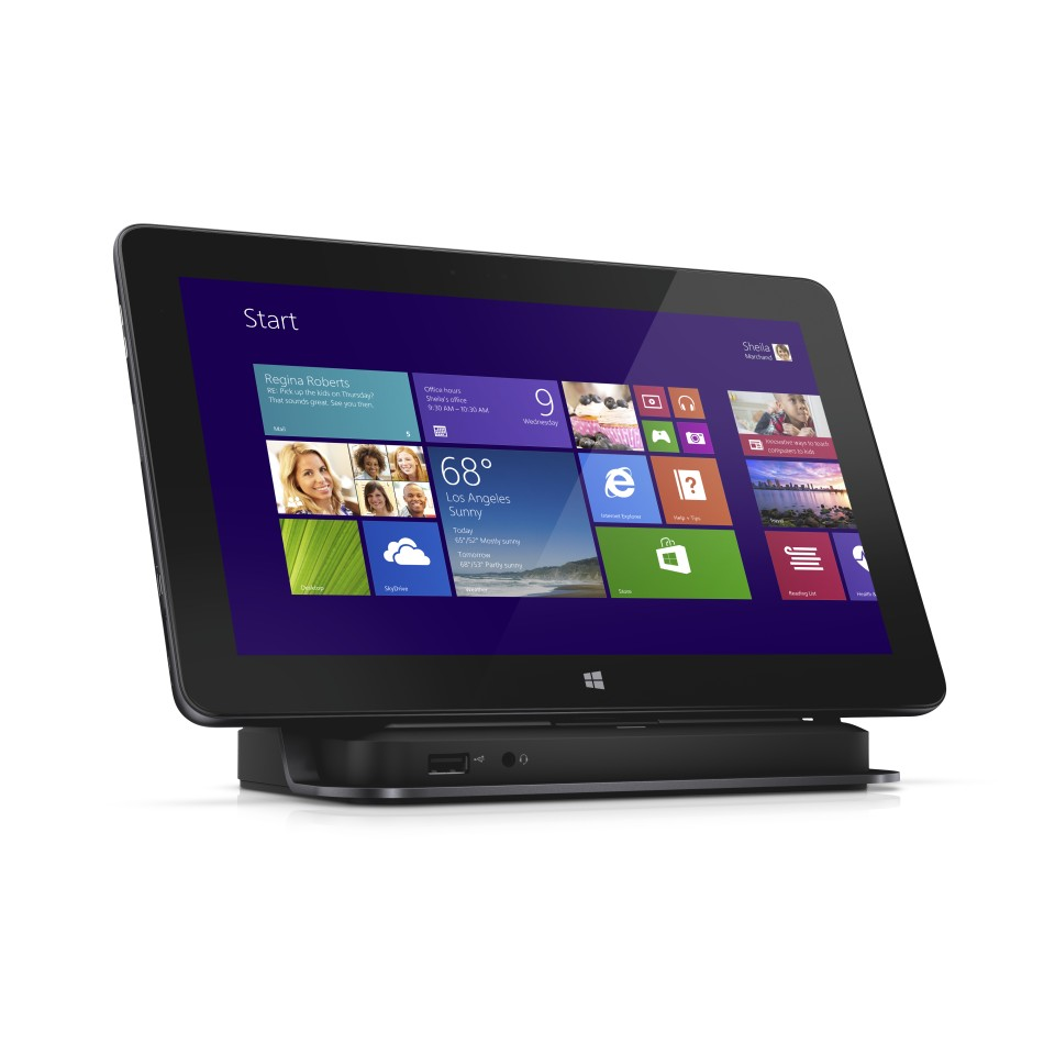 Pro 11 Tablet with Dock