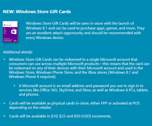 giftcardwindows8.1