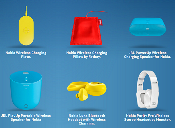 Nokia Lumia 920 accessories
