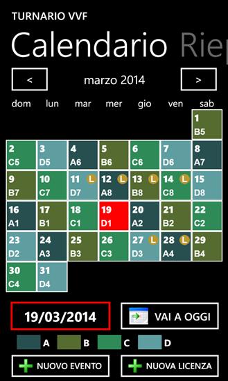 Calendario Vvf.Turnario Vvf L App Dedicata Ai Pompieri Ora Anche Per