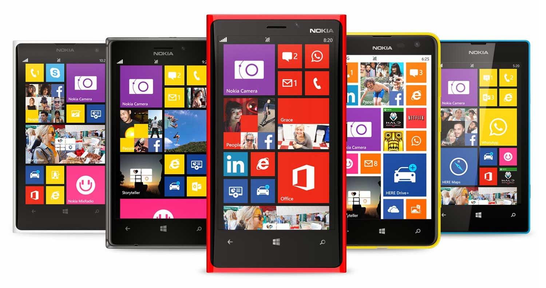 Lumia_Family