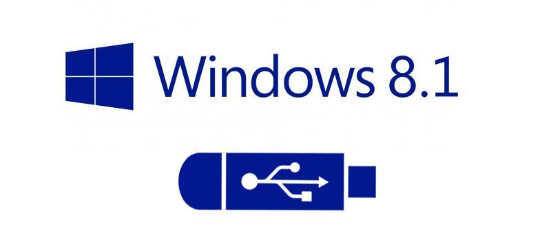 WINDOWS 8.1 SU CHIAVETTA USB SCARICARE