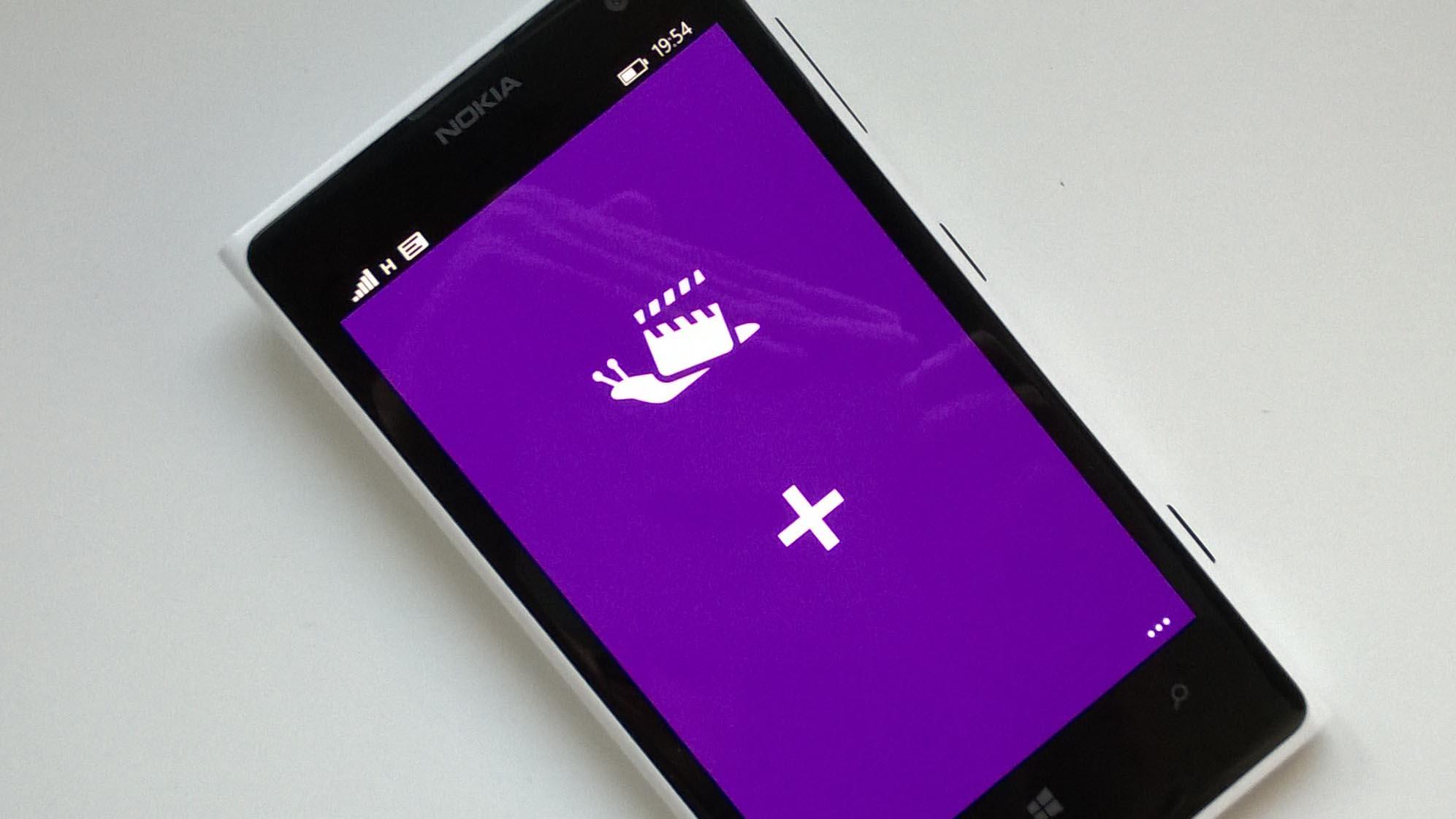 Slowly Slow Motion Windows Phone 8.1