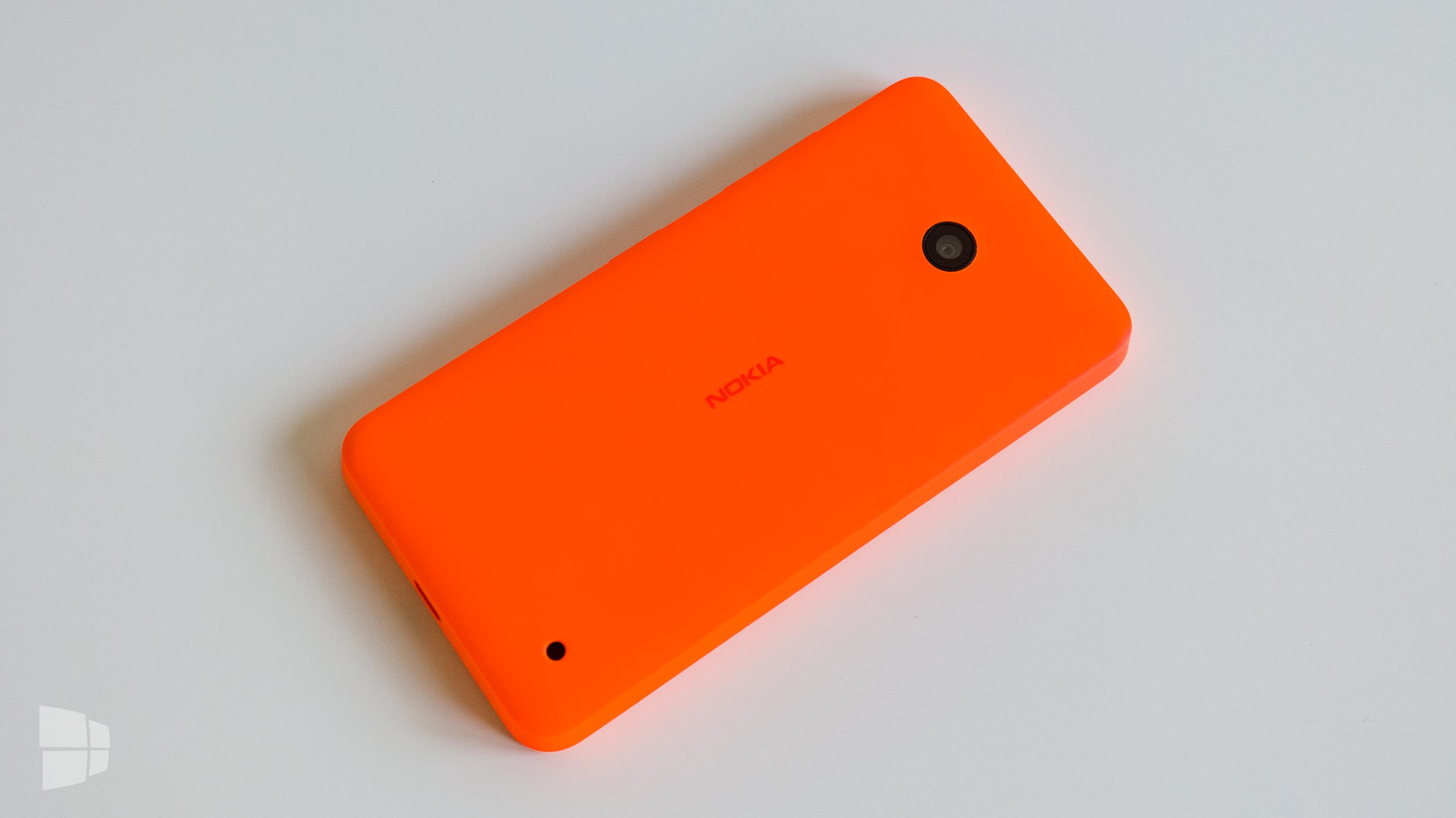 Nokia Lumia 630 Top