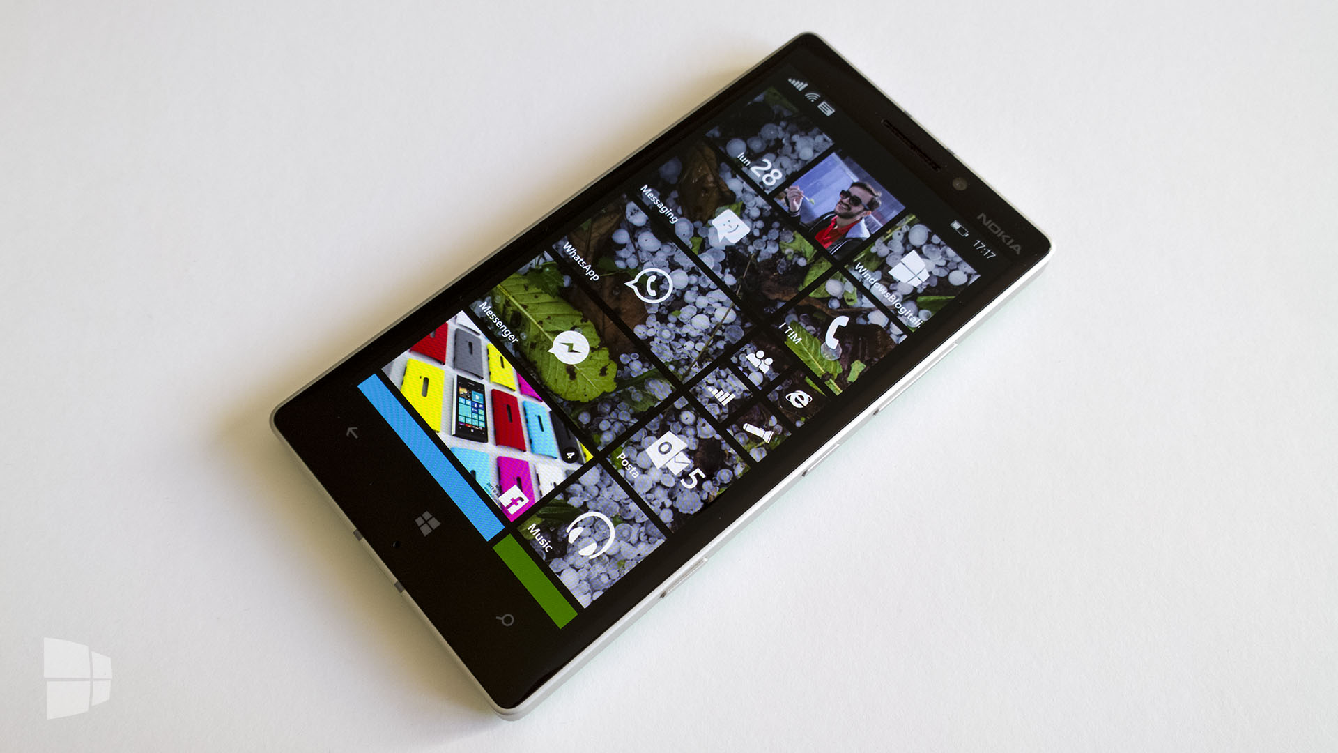 Nokia Lumia 930 Display
