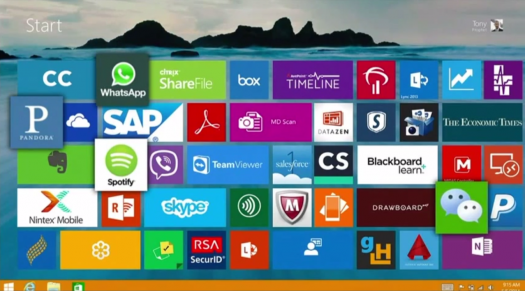 WhatsApp per Tablet e PC Windows 8