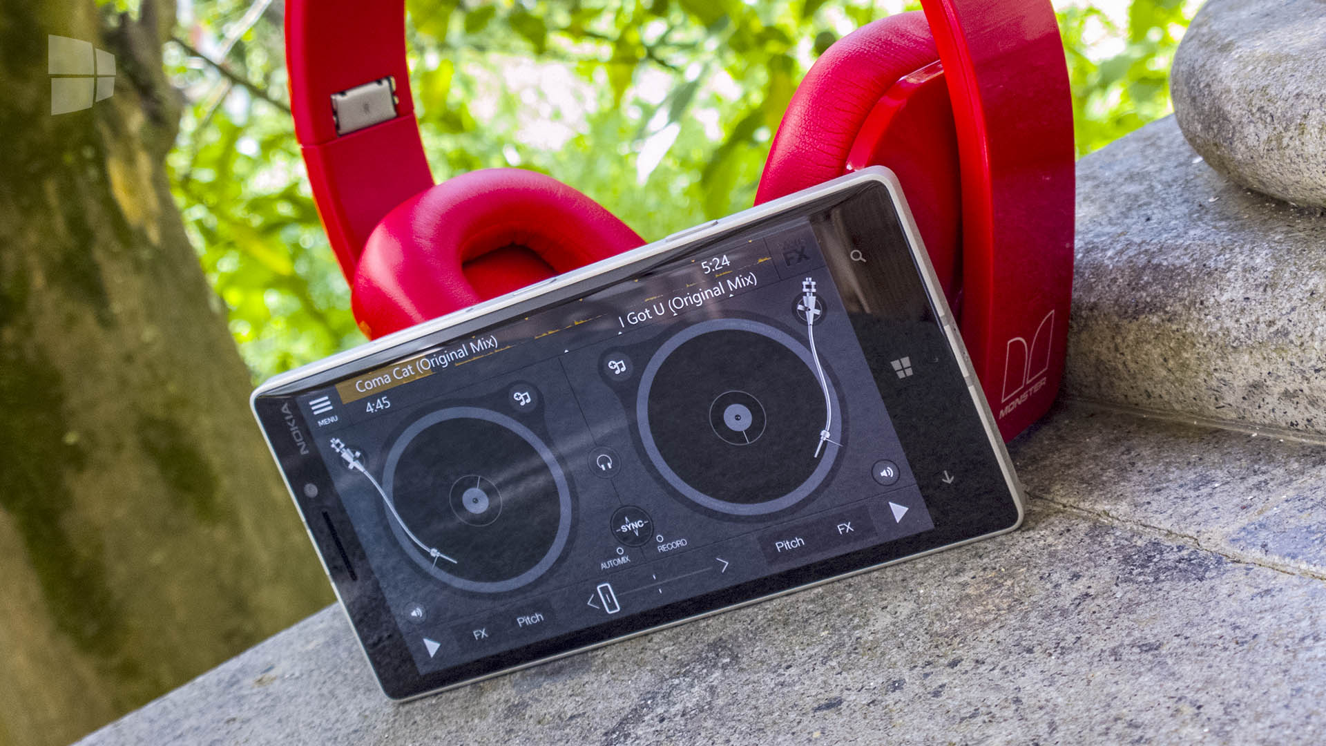 edjing for Windows Phone