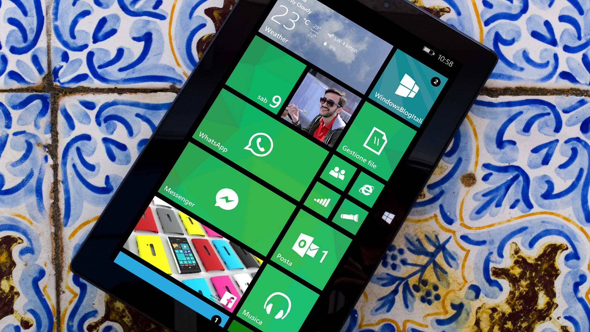 Tablet Windows Phone Rumor