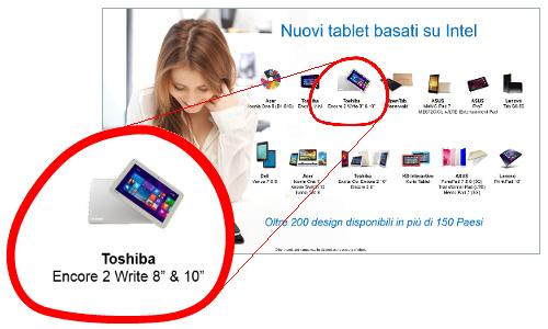 Intel Toshiba Write