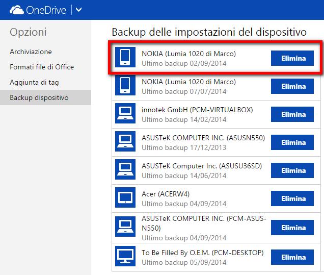 OneDriveBackups
