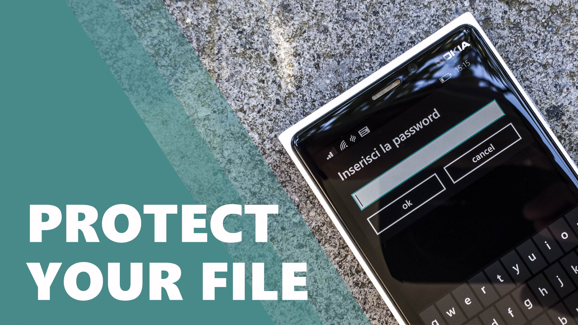 Protect Your File