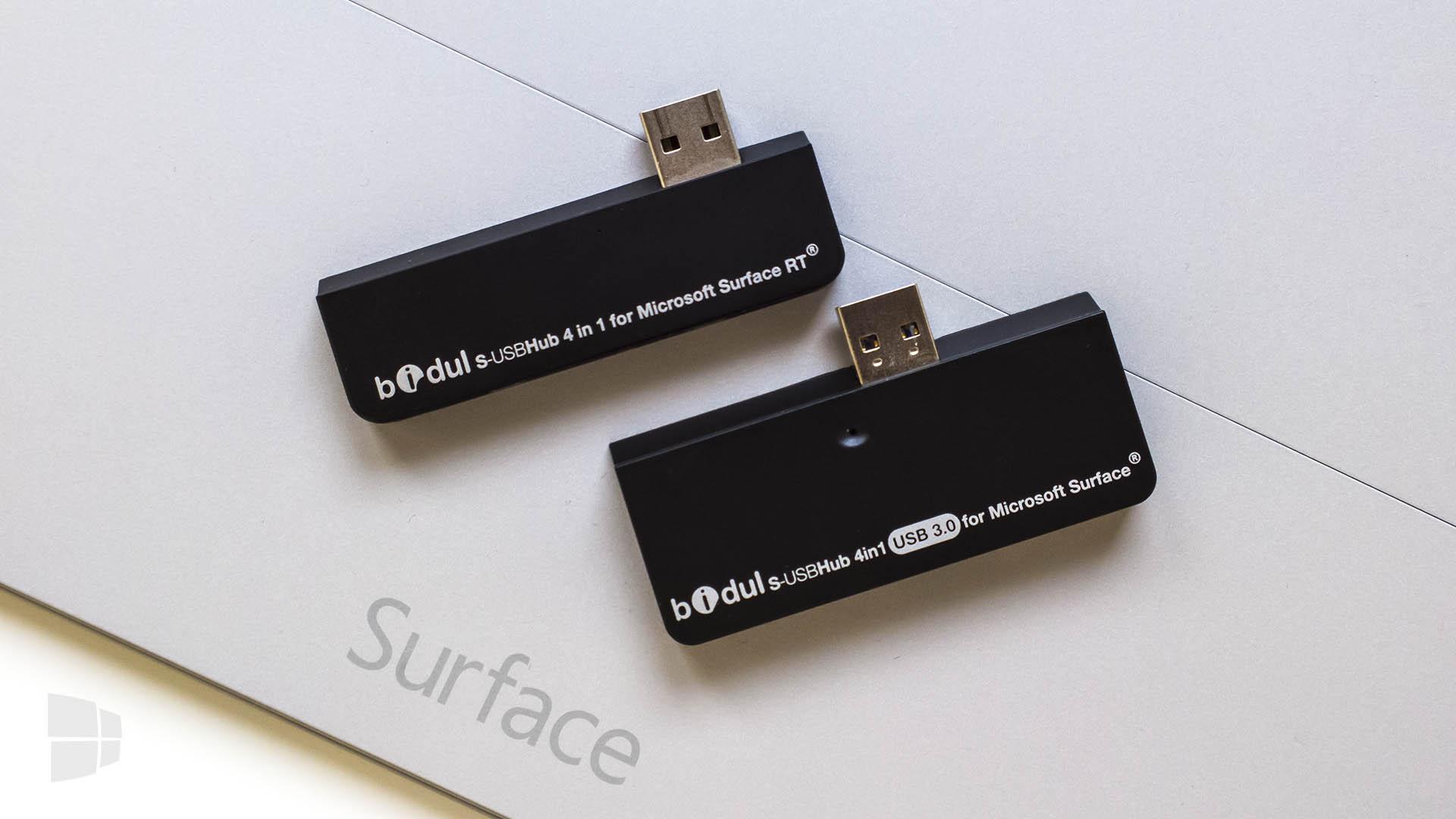 Bidul Microsoft Surface Pro USB Hub (2)
