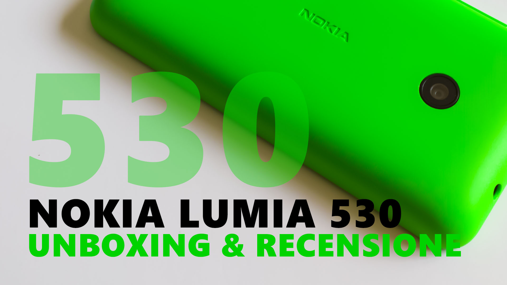 Lumia 530 Review