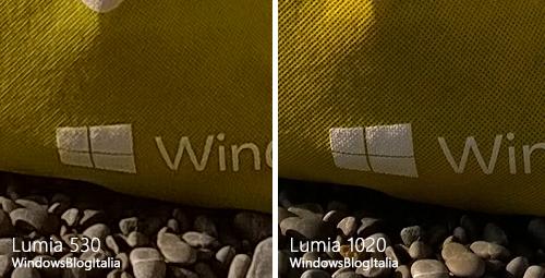Lumia 530 Vs. Lumia 1020 (1)