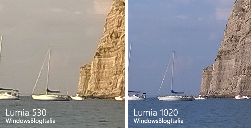 Lumia 530 Vs. Lumia 1020 (4)