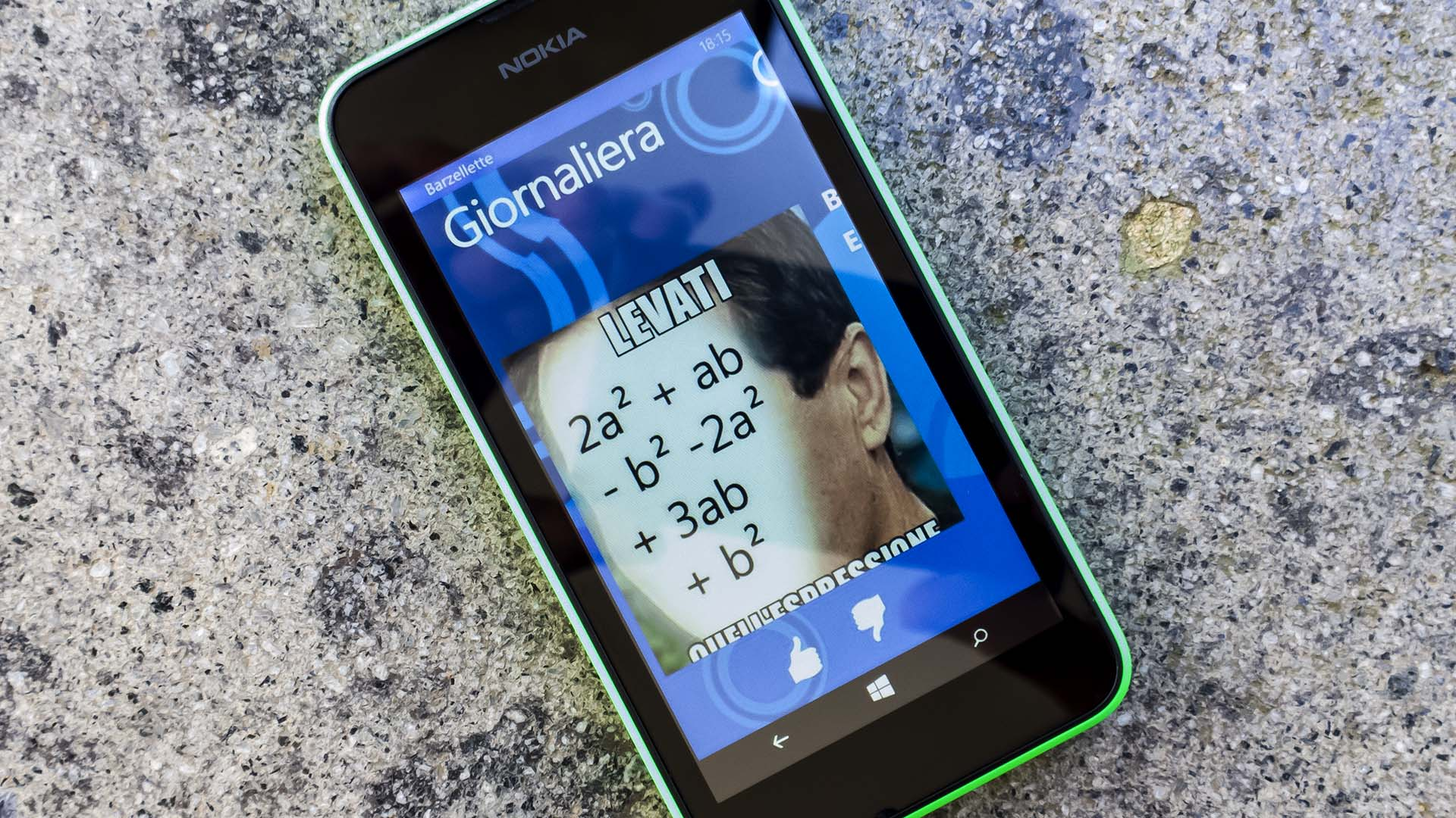 Barzellette Windows Phone