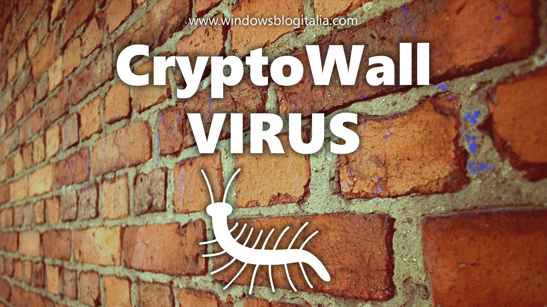 CryptoWall Virus