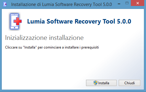 Lumia Software Recovery Tool2