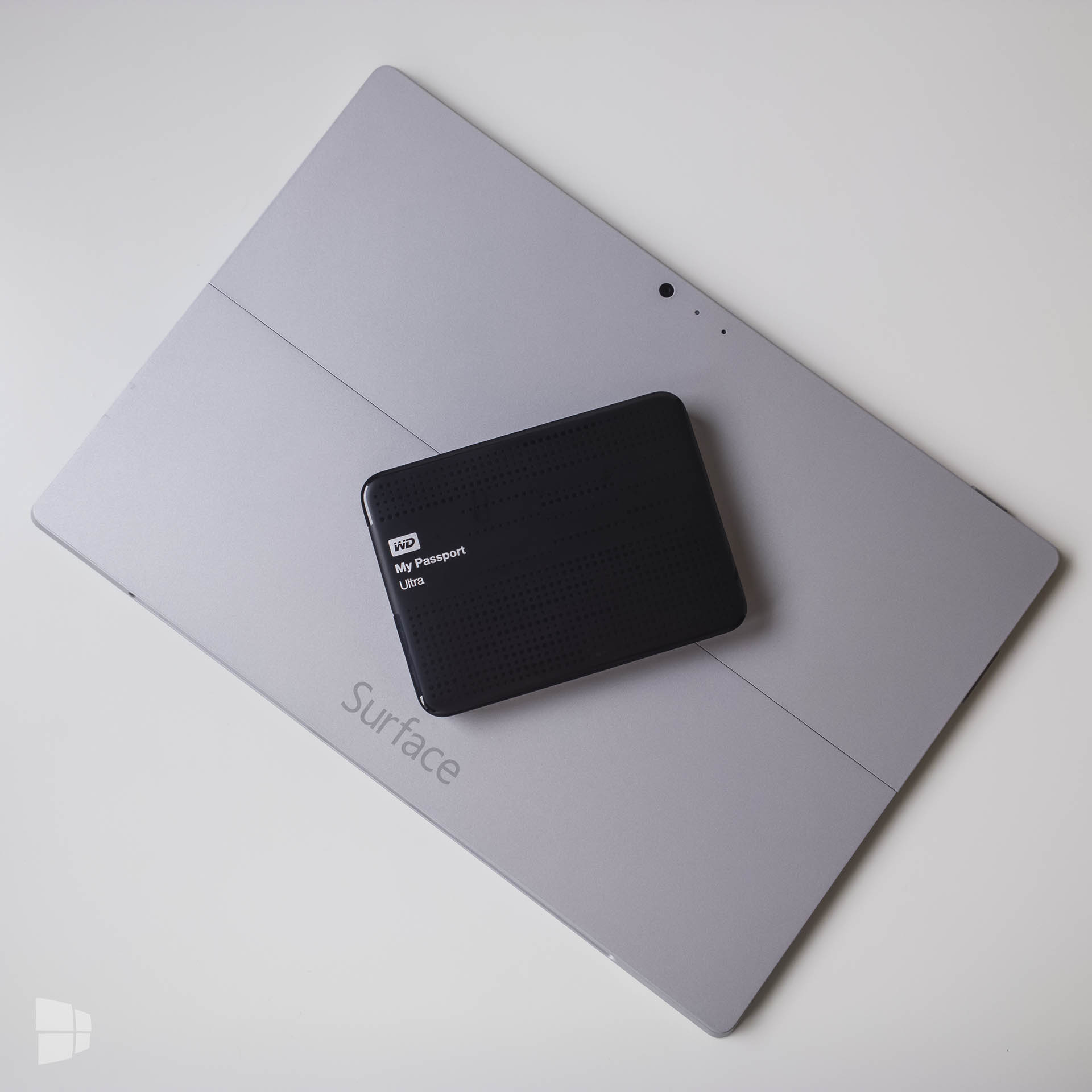 WD My Passport Ultra 1TB Surface Pro 3 (2)