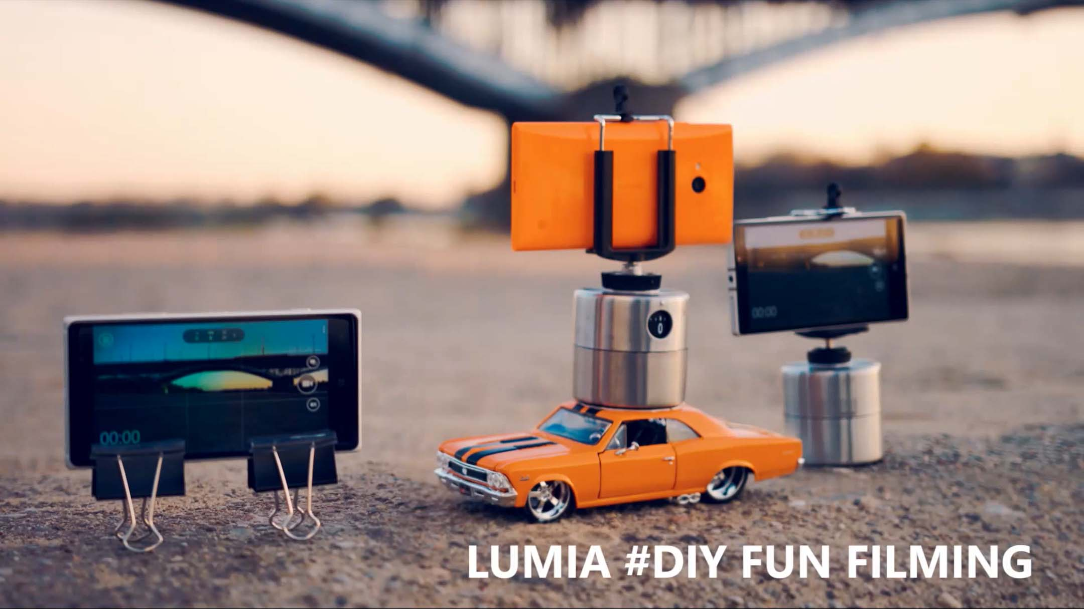 Lumia Fun Filming