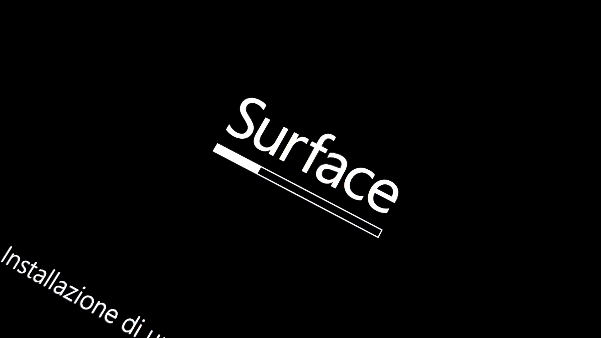 Surface Update Firmware