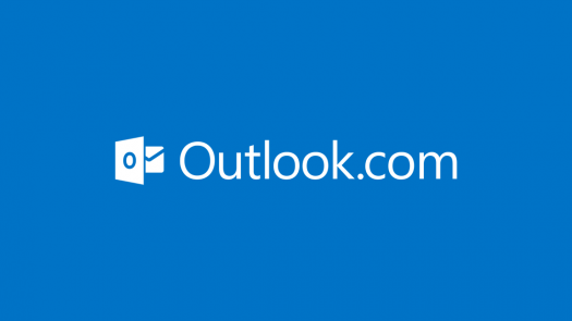 Outlook.com wall