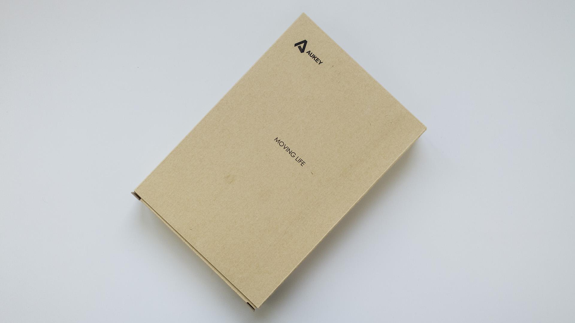 Aukey 8000mAh Caricabatterie Portatile (4)