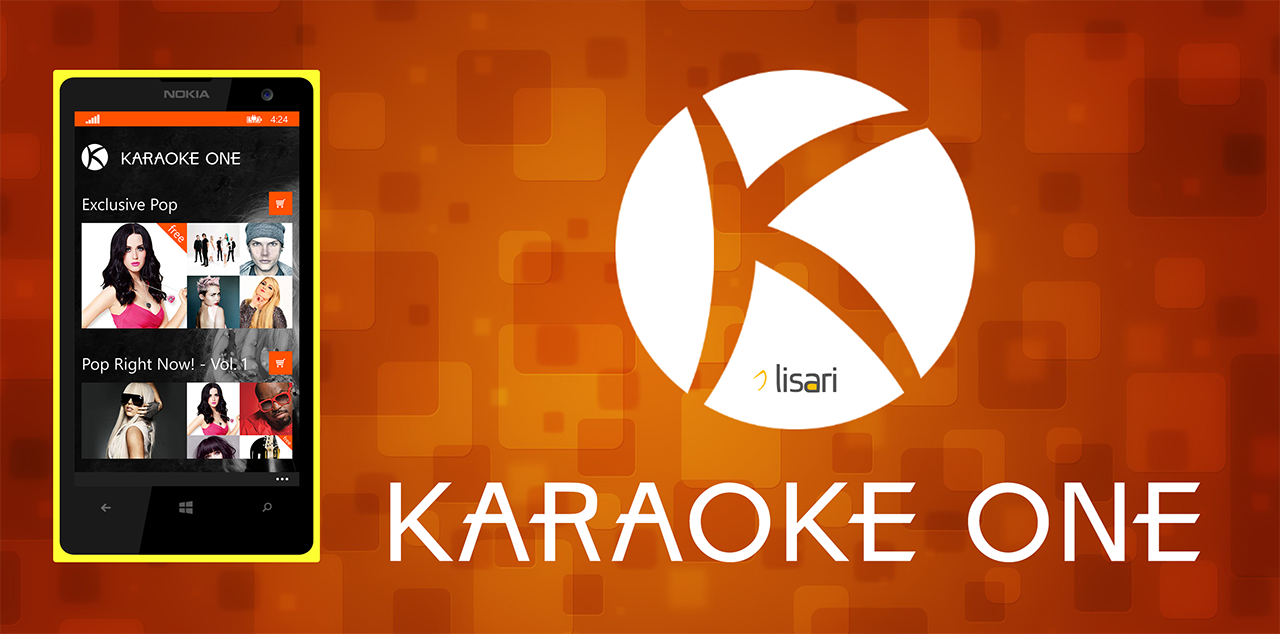 Karaoke One Windows Phone