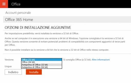 office 2016 con key