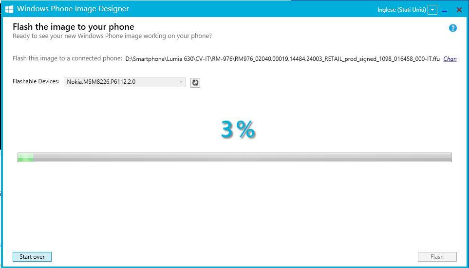 Flash Lumia 4
